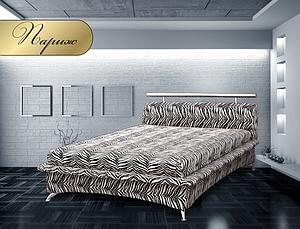 Кровать с матрасом Париж