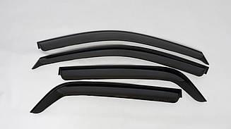 Вітровики (компл.: 4шт) Clover Kia Sportage 2003-2010