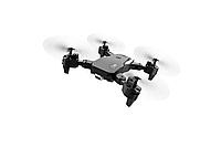 Квадрокоптер S60 PRO дрон с 4K и HD камерой до 25 минут полета + кейс + ПОДАРОК батарейки