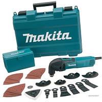 Реноваторы Makita Многофункциональный инструмент Makita TM3000CX3