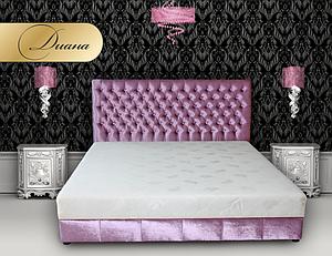 Кровать с матрасом Диана 1,8 модель 1