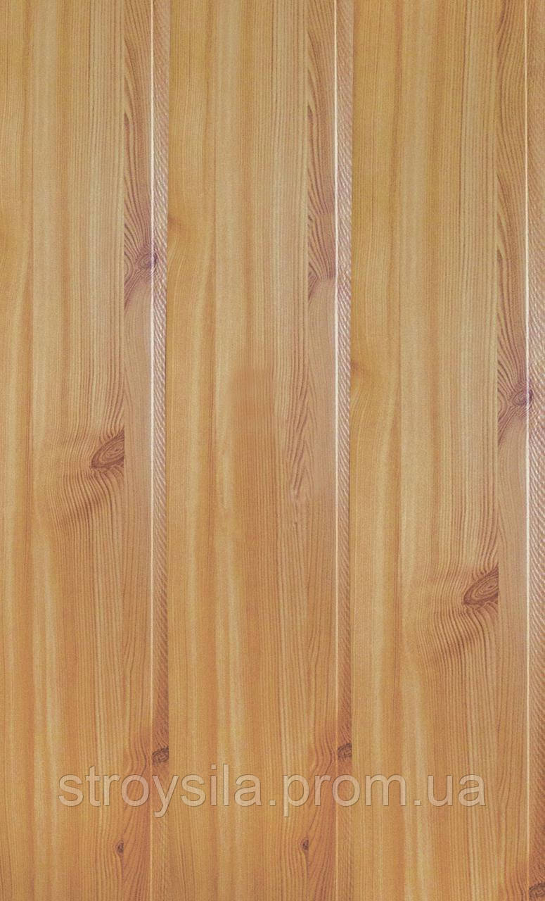 МДФ Оміс Сосна золота 2600*148мм(8шт/уп)
