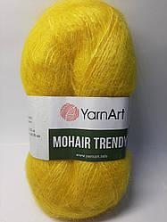 Пряжа Mohair Trendy YarnArt (50% мохера)