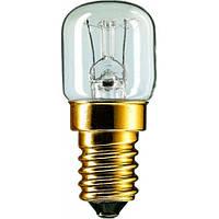 Лампа накаливания PHILIPS T22 E14 CL 300 °C жаростойкая для электроприборов 15W