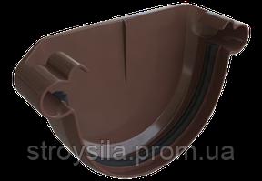 Заглушка ПВХ , 125 кор. Альта-Профиль