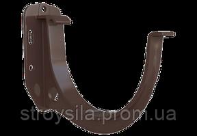 Кронштейн желоба пластик, 125 кор.Альта-Профиль