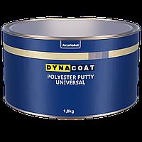 Шпаклівка універсальна Polyester Putty Універсальний 1,8 кг DYNACOAT