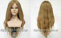 Учебная голова-манекен, конкурсная, люкс класс, 60-70см, высококачественный натуральный волос.
