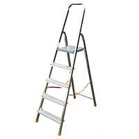 Лестницы и стремянки ITOSS Алюминиевая стремянка ITOSS HOBBY 3916 (6-и ступенчатая)