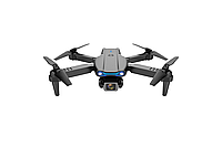 Квадрокоптер Foldable S89 PRO Дрон с 4К камерой до 20 минут полета + кейс + подарок батарейки /бюджетный дрон