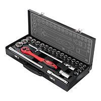 Профессиональный набор инструментов INTERTOOL ET-6027