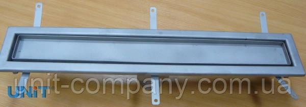 Трапный канал под плитку (бытовой) 800х110х122 (стандарт)