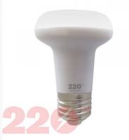 Лампа светодиодная LED R63 AL 10W 220В E27 4100K new 220 ТМ