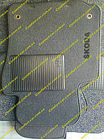 Текстильные коврики в салон Skoda Octavia А5 (Шкода Октавия А5)с 2004 г.
