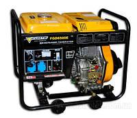 Бензиновый генератор FORTE FGD6500E