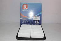 Воздушный фильтр  Ланос (Кореастар)