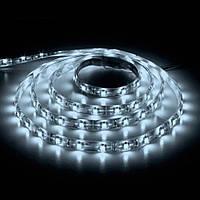 Светодиодная лента LS603/ SANAN LED-RL 60SMD(3528)/m 4.8W/m 12V 5m*8*0.22mm белый IP20, Feron