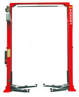 Подъемник LAUNCH 2-х стоечный 5т электрогидравлический с верхней синхронизацией TLT250AT