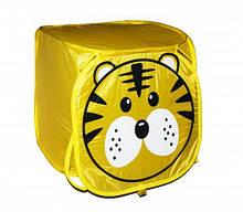 """Корзина для игрушек для мальчика """"Тигр"""""""