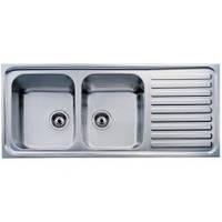 Мойка кухонная TEKA CLASSIC 2B 1D микротекстура