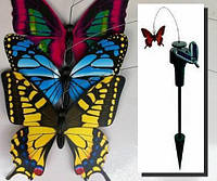 Летающая бабочка на солнечных батареях, фото 1