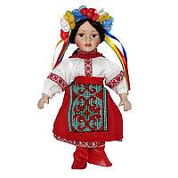 Кукла украинка, лялька українка, кукла коллекционная, лялька в українському одязі