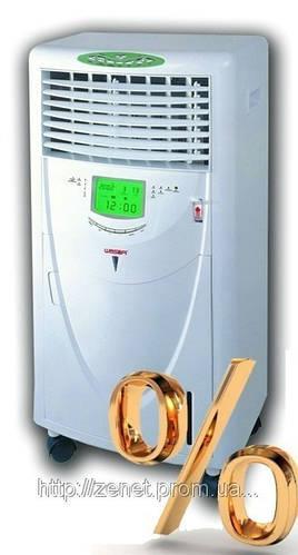 Климатический комплекс ZENET – мобильная помощь от жары.