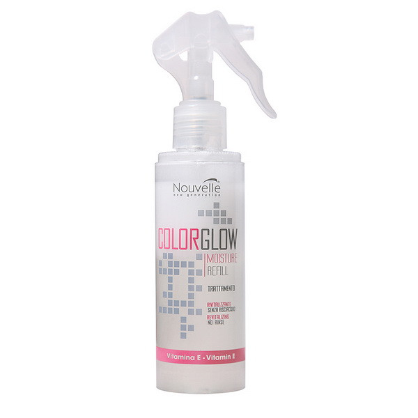 Средство для восстановления и блеска волос Nouvelle Moisture Refill 150 мл.
