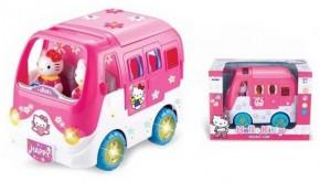Автобус музыкальный Hello Kitty 823