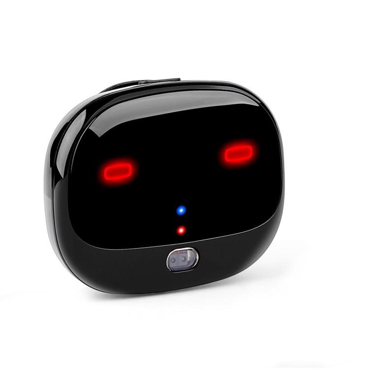 GPS трекер для собак GPS Tracker V43 с отслеживанием (Черный)