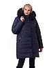 Зимняя куртка на синтепухе