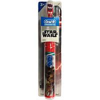 Oral-B Дитяча електрична зубна щітка зоряні війни Чубакка Battery Toothbrush Star Wars Chewbacca