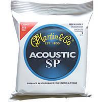 Струны Martin MSP4100PK3 SP Phosphor Bronze 92/8 Light 12-541 set
