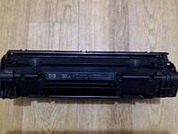 Картридж HP 36A LaserJet CB436A, б/у