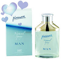 Духи мужские с феромонами Hot Natural Spray  - 50 мл