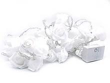 Електрогірлянда LED Квіти Kronos 28 ламп Мультиколор (biz_NYA200216)