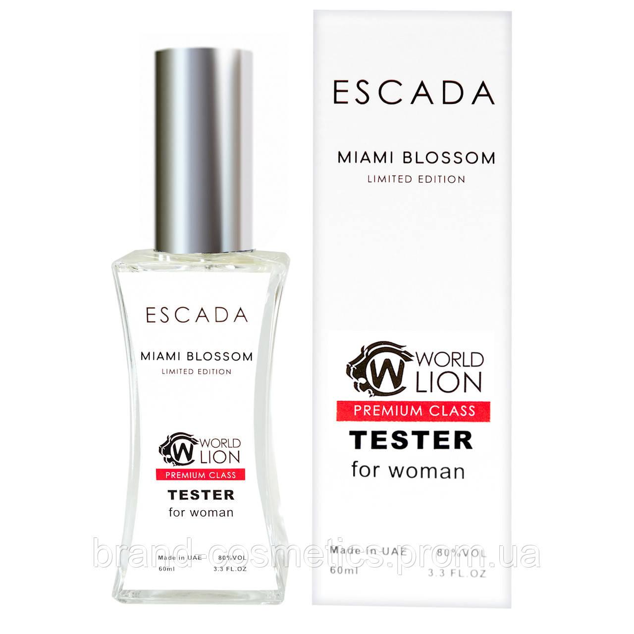 Тестер Premium Class Escada Miami Blossom жіночий, 60 мл