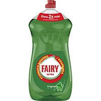 Засіб рідкий для миття посуду Fairy ULTRA 1250мл