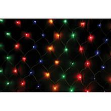 Гірлянда сітка 120 LED Мультиколір (125403M)