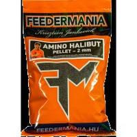 Feedermania Фидермания Pellet 4 мм 800г Amino Halibut
