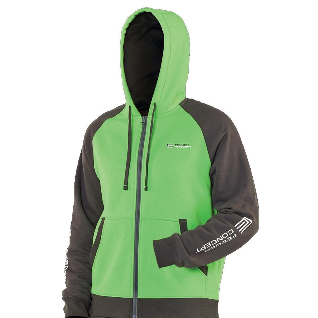"AMFC-411-04XL Куртка ""Feeder Concept"" XL"
