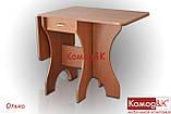 Стол Кухонный Матылек цвет Ольха, фото 3