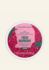 Скраб для тіла The Body Shop - Fresh Raspberry