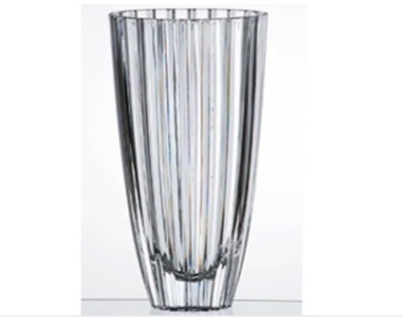 """Ваза стеклянная BOHEMIA """"Oval""""  7198 (35 см)"""