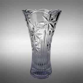 """Ваза стеклянная BOHEMIA """" Perseus Nova""""  5868 (30 см), фото 2"""