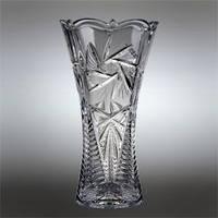 """Ваза стеклянная BOHEMIA """"Pinwhell NOVA""""  5870 (30 см)"""