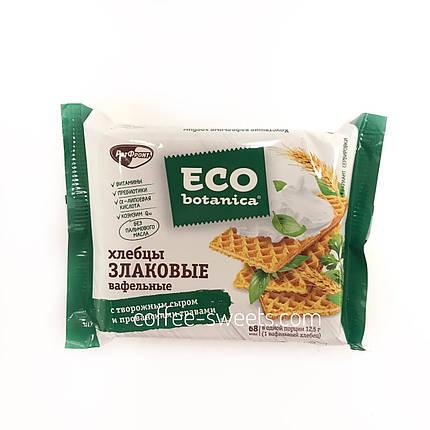 Вафельные хлебцы Eco-botanica с творожным сыром и прованскими травами 75 гр., фото 2