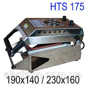 Запайщик лотков (Трейсилер) HTS-175 Полуавтоматический запайщик для лотков и стаканчиков Hualian hl 175