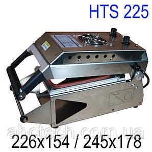 Запайщик лотков (Трейсилер) HTS-175 Полуавтоматический запайщик для лотков и стаканчиков Hualian hl 175 HTS-225