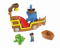 Оригинал. Игрушки для ванной Пираты Fisher Price 4987